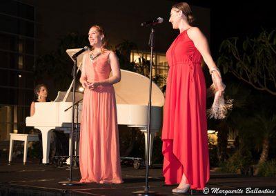 Opera Arts Under the Stars Singers