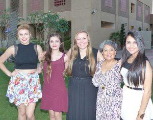Opera Students 2016