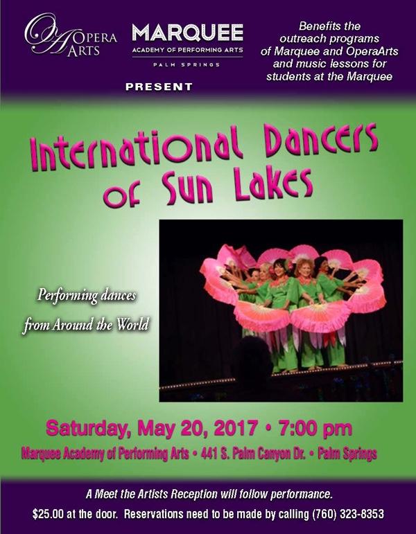 International Dancers of Sun Lakes